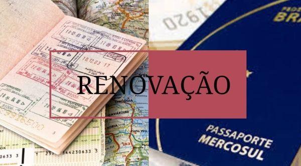 documentos-taxa-renovar-passaporte-vencido